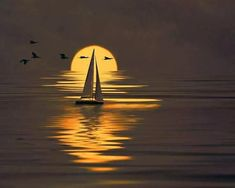 """by Stephen Warren"""" Boat Painting, Beautiful Moon, Nature Wallpaper, Painting Techniques, Landscape Paintings, Cool Art, Scenery, Canvas Art, Fine Art"""