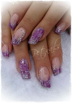We put together several of the best nail art designs. Make sure you check them a… We put together several of the best nail art designs. Make sure you check them all out. Best Nail Art Designs, Beautiful Nail Designs, Beautiful Nail Art, Xmas Nails, Holiday Nails, Hot Nails, Hair And Nails, Fancy Nails, Pretty Nails