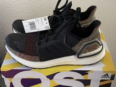 adidas ultra boost mid multicolor white on foot WearTesters