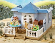 Sylvanian Families - Summer House/Beach Hut