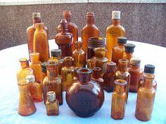 Antiquitäten & Kunst Kreativ Konvolut Weiße Apothekerflaschen Vor 1945 Flaschen & Gefäße