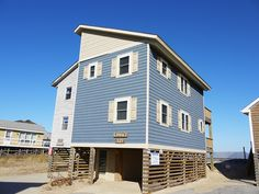 South Nags Head NC Oceanfront Rental - 533-21