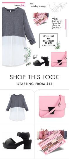 """""""Newchic VIII: MINI SHOULDER BAGS"""" by paradiselemonade ❤ liked on Polyvore"""