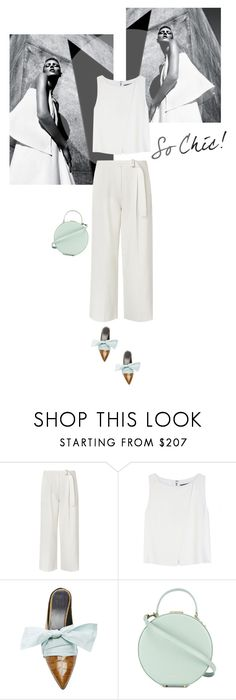 """Wardrobe staple chicness!"" by cinnamonrose30 ❤ liked on Polyvore featuring L.K.Bennett, Alice + Olivia and Tammy & Benjamin"