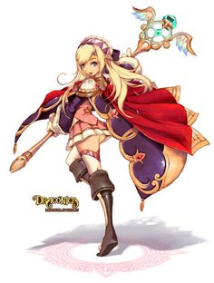 Dragonica Online PC Artworks, images - Legendra RPG