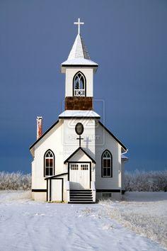 St. Paul's in Alberta, Canada