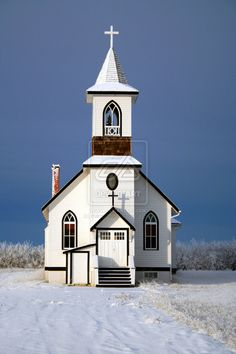 St. Paul's Church ~ Alberta, Canada