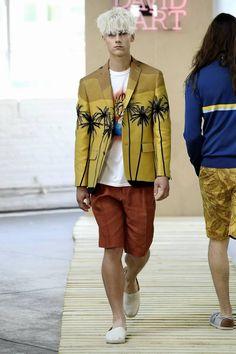 David Hart Spring-Summer 2017 New York Fashion Week Men's