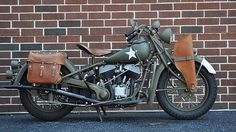 1940 Indian Chief Military 340B