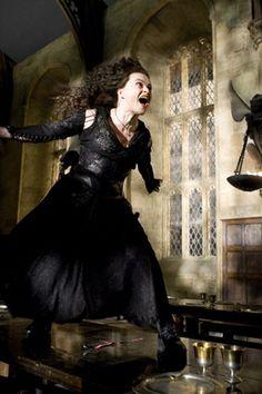 Bellatrix as a role model? Of course.