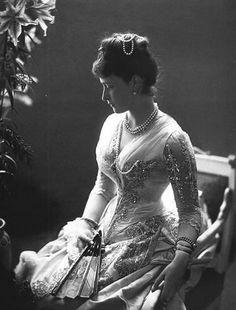 Elizaveta Fedorovna (Elizabeth Romanova), a German princess who married the fifth son of Tsar Alexander II in Russia