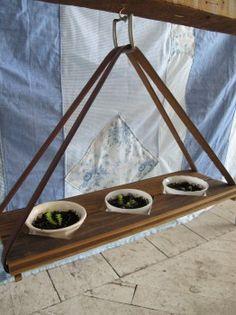 Hanging Planter Shelf — perennial