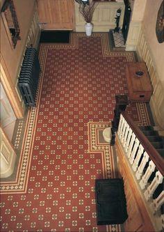 Edwardian Flooring