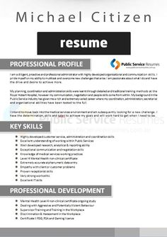 A Good Resume Gorgeous A Good Resume For A Healthcare Or Allied Health Professional Will Be .