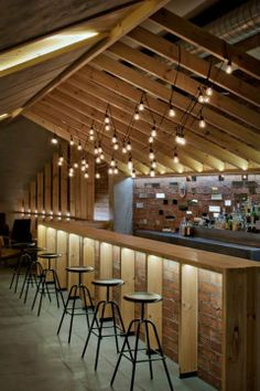 Attic Bar - Inblum Architects