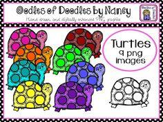 Joy of Kindergarten: Turtles