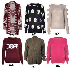 AW13 Knitwear Competition! | OMG Fashion