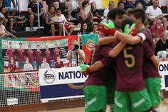 Europeu Sub17 2016: Portugal vence Alemanha e lidera o grupo