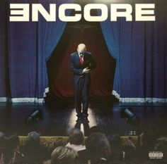 Eminem Encore Vinyl Double LP