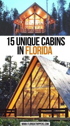 15 Unique Cabins in Florida | Best Cabins in Florida | Amazing Cabins in Florida | Coolest Cabins in Florida | Cabin Rentals in Florida Straight Out of a Fairytale | Amazing Cabins in Florida | Best Cabins in Florida | Coolest Cabins in Florida | best florida getaways | best florida cabins | coolest cabins in florida | glamping in florida | unique florida getaways | best things to do in florida | florida travel #florida #floridaliving #cabins #travel