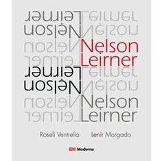Livro - Nelson Leirner: Arte e Matemática