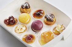 Petit Tarts at Belle Epoque Patisserie www.emporiumhotel.com.au