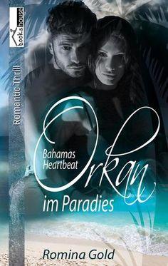 """4 Sterne für """"Orkan im Paradies - Bahamas Heartbeat"""" von Nelebooks, https://www.lovelybooks.de/autor/Romina-Gold/Orkan-im-Paradies-Bahamas-Heartbeat-1279292091-w/rezension/1349090390/"""
