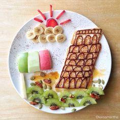 Roma (idee-per-far-mangiare-verdure-ai-bambini) by Samantha Lee