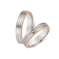 Βέρες γάμου 32 | tsaldaris.gr Wedding Rings, Engagement Rings, Jewelry, Clothes, Enagement Rings, Outfits, Jewlery, Clothing, Jewerly