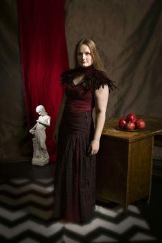 """Glance beyond the veil."" Lead singer: Aleksandra"