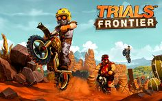 Trials Frontier V1.0 Unlimited Money/Fuel