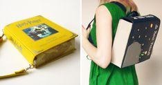Книга Сумки Це дозволить Вам мати свою улюблену книгу завжди на вашому боці | нудно Panda