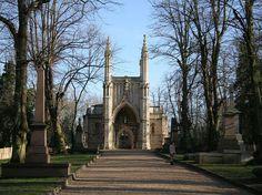 Nunhead Cemetery | 17 Magical Spots To Escape To In London