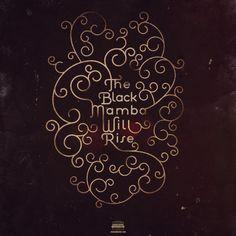 The Black Mamba Shall Rise by Angelmaker666.deviantart.com
