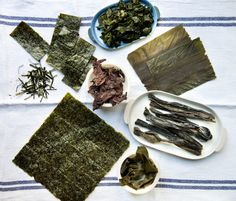 Cooking with Seaweed