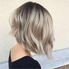 Short Simple Bob Hair