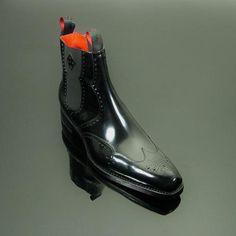 Best seller at Corachic - Shoe Type: BootsToe Type: Round ToeClosure Type:SliponHeel Type: FlatHeel Height: MaleOccasion:Casual, DailySeason: Spring, Autumn, WinterMaterial:Upper Material:Cow LeatherOutsole Material: of shoes Mens Shoes Boots, Mens Boots Fashion, Men's Shoes, Shoe Boots, Hype Shoes, Man Boots, Dress Shoes, Leather Men, Leather Boots