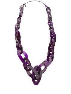 MONIES chain link necklace - on Vein - getvein.com