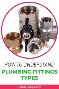 Remodeling your bathroom or kitchen? The different types of plumbing fittings can be mind boggling. But you can relax — our guide to 20 different plumbing fittings is here to help.