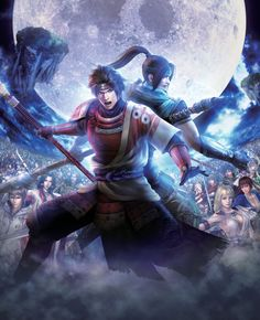 Warriors Orochi 3 Ultimate Cover