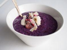 Blueberry porridge by Makuja kotoa