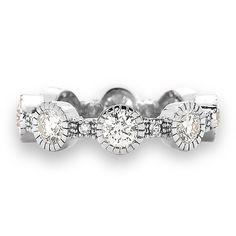 Forevermark Stackable Ring #Rahaminov