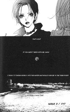 Nana quote Manga by Ai Yazawa Manga Art, Manga Anime, Yazawa Ai, Nana Osaki, Nana Quotes, Ap Studio Art, Old Anime, Anime Japan, Pokemon