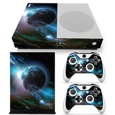 CSBC Skins Xbox One S Design Foils Faceplate Set - Planet Design -- Awesome products selected by Anna Churchill