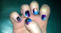 I Dedicate This Celestial Manicure To Neil deGrasse Tyson