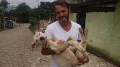 Teneri cuccioli Notizie: Wilson Martins Coutinho: L'uomo brasiliano che soc...