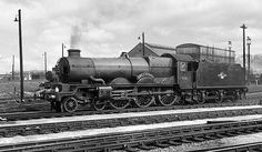BR (GWR) Castle class 4-6-0 No 5047 'Earl of Dartmouth'