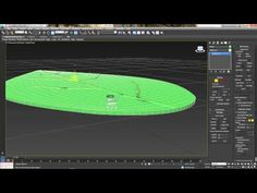 Flower Petals Making of 3Ds Max - YouTube