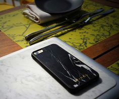 Handcrafted Marble iPhone Case - CoolShitiBuy.com