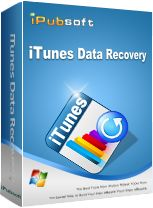 20% Off - iPubsoft iTunes Data Recovery Discount Coupon Code. Scan previous data from iTunes backup file for a quick iPad/iPod/iPhone data recovery. Extract to regain kinds of recoverable files from iPhone/iPod/iPad backup file. Restore iOS lost files selectively after jailbreak, upgrade, or factory settings restoration. Recover up to 12 kinds of files for iPhone, iPad, iPod touch in a snap with simple steps.